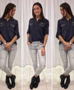 stud blouse
